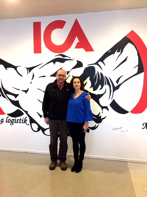 ICA satsar på medarbetarnas välmående.